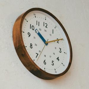 壁掛け電波時計 ウォールクロック Storuman ストゥールマン cl-2937|shop-askm