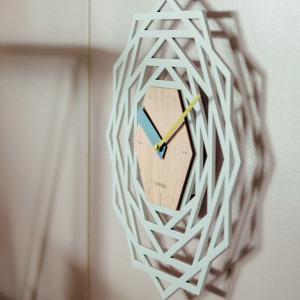 壁掛け時計 ウォールクロック  Lofoten ロフォーテン スイープ 音が鳴らない cl-2944|shop-askm