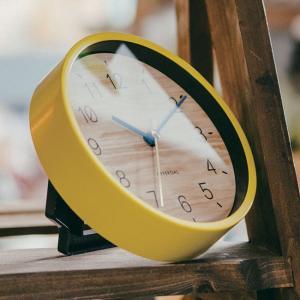 壁掛け時計 ウォールクロック  Ylivie ユリヴィエ スイープ 音が鳴らない cl-2947 置き時計|shop-askm