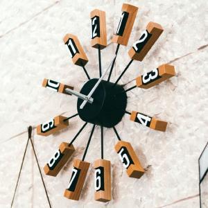 壁掛け時計 ウォールクロック  Stawiska スタビスカ スイープ 音が鳴らない cl-2954|shop-askm