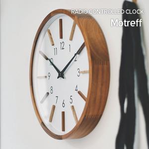 壁掛け電波時計 ウォールクロック Motreff モトレフ cl-3020|shop-askm