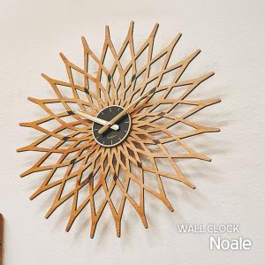 壁掛け時計 ウォールクロック Noale ノアーレ cl-3022 ステップムーブメント INTERFORM インターフォルム|shop-askm