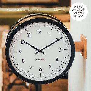 壁掛け時計 ウォールクロック  Mccarty マッカーティ スイープ 音が鳴らない cl-3276|shop-askm