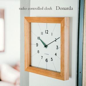 壁掛け電波時計 ウォールクロック Donarda ドナーダ cl-3353 shop-askm