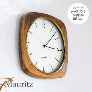 壁掛け時計 ウォールクロック  Mauritz マウリッツ スイープ 音が鳴らない cl-3932|shop-askm
