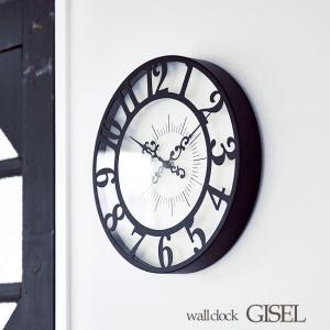 壁掛け時計 ウォールクロック  GISEL ジゼル CL-4960 shop-askm