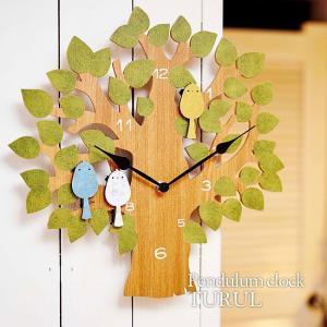 壁掛け振り子時計 ウォールクロック TURUL トゥルル cl-9891 shop-askm