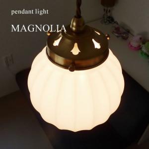 照明器具 アンティーク 1灯 ガラス ペンダントライト MAGNOLIA マグノリア FC-311 SUNYOW サンヨウ|shop-askm