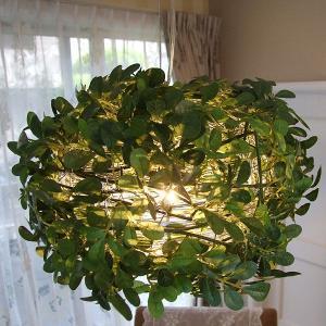 照明器具 リビング ペンダントライト 北欧 緑 植物 Orland オーランド|shop-askm
