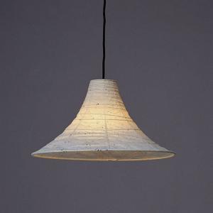 照明器具 和室 ペンダントライト 天井照明 1灯 吊り下げ 和紙 揉み和紙 TP-42 林工芸 shop-askm