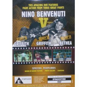 ニノ・ベンベヌチ(vsグリフィス...