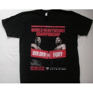ワイルダーvsフューリーTシャツ|shop-az