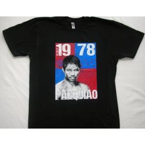 マニー・パッキャオTシャツ|shop-az