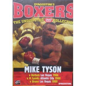 マイク・タイソン(vsバービック戦他全3試合)DVD