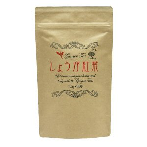 しょうが紅茶|shop-barrierplus