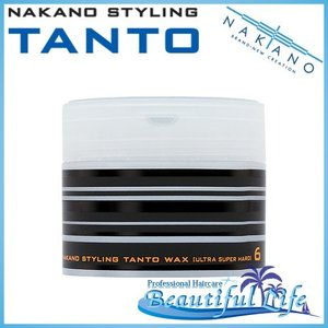 ■NAKANO TANTO WAX 〜タント ワックス シリーズ〜■<br /> &lt...