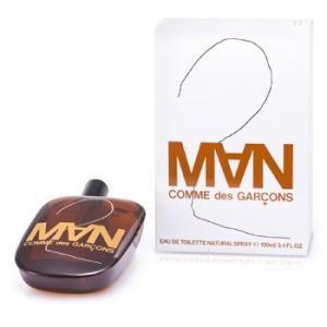 コムデギャルソン Comme des Garcons 香水 2マン オードトワレ スプレー(男性用) 100ml/3.3oz|shop-belleza