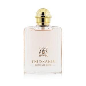 トラサルディ Trussardi 香水 デリケート ローズ オードトワレ スプレー 50ml/1.7oz|shop-belleza