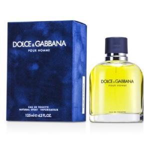 ドルチェ&ガッバーナ Dolce & Gabbana 香水 プール オム オードトワレ スプレー(新バージョン) 125ml/4.2oz|shop-belleza