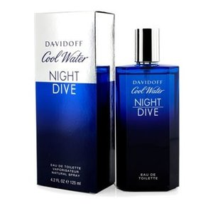 ダビドフ Davidoff 香水 クール ウォーター ナイト ダイブ オードトワレ スプレー 125ml/4.2oz|shop-belleza