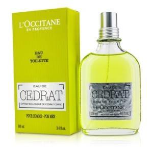 ロクシタン L'Occitane 香水 オー ド セドラ オードトワレ スプレー 100ml/3.4oz|shop-belleza
