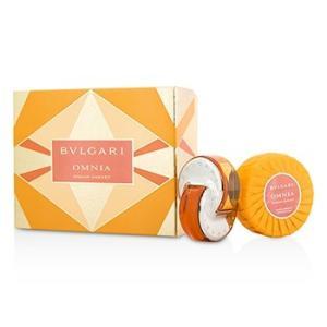 ブルガリ Bvlgari 香水 オムニア インディアン ガーネット コフレ 2pcs|shop-belleza