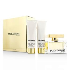 ドルチェ&ガッバーナ Dolce & Gabbana 香水 ザ ワン コフレ 3pcs|shop-belleza