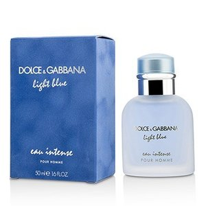 ドルチェ&ガッバーナ Dolce & Gabbana 香水 ライト ブルー オー インテンス プール オム オードパルファム スプレー 50ml/1.6oz|shop-belleza