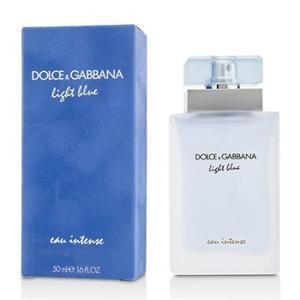 ドルチェ&ガッバーナ Dolce & Gabbana 香水 ライト ブルー オー インテンス オードパルファム スプレー 50ml/1.6oz|shop-belleza