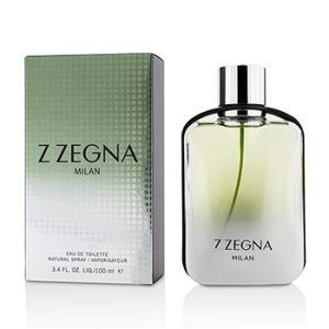 エルメネジルドゼニア Ermenegildo Zegna 香水 ジー ゼニア ミラノ オードトワレ スプレー 100ml/3.3oz|shop-belleza