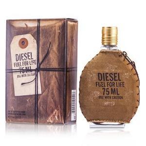 ディーゼル Diesel 香水 フューエル フォー ライフ オードトワレ スプレー(男性用) 75ml/2.5oz|shop-belleza