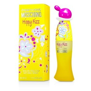 モスキーノ Moschino 香水 チープ&シック ヒッピー フィズ オードトワレ スプレー 50ml/1.7oz|shop-belleza