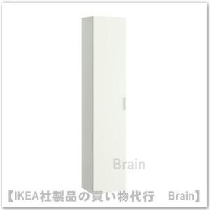 ■カラー:ホワイト  ■商品の大きさ 幅: 40 cm 奥行き: 32 cm 高さ: 192 cm ...