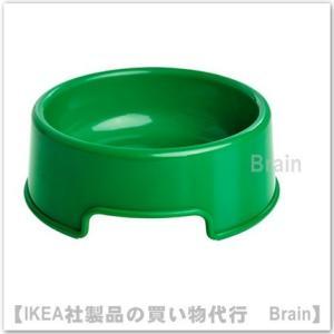 IKEA/イケア LURVIG ボウル0.3L グリーン|shop-brain