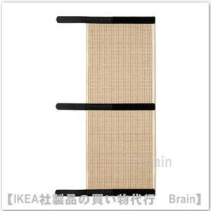 IKEA/イケア LURVIG 爪とぎ用マット25x63 cm ナチュラル|shop-brain