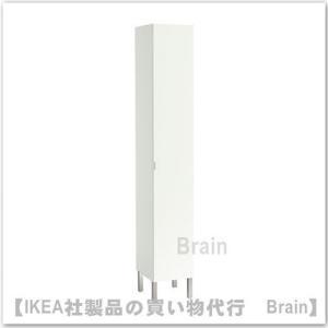 ■カラー:ホワイト  ■商品の大きさ 幅: 30 cm 奥行き: 38 cm 高さ: 194 cm ...