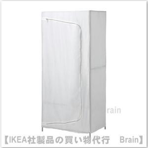 ■カラー:ホワイト  ■商品の大きさ 幅: 80 cm 奥行き: 55 cm 高さ: 180 cm ...