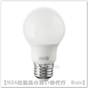 IKEA/イケア RYET LED電球 E26/400 ルーメン オパールホワイト