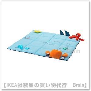 IKEA/イケア KLAPPA プレイマット114x114 cm