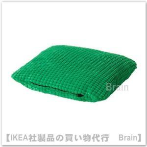 IKEA/イケア LURVIG クッション33x38 cm グリーン|shop-brain