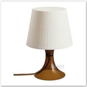 IKEA/イケア LAMPAN テーブルランプ29 cm ブラウン|shop-brain