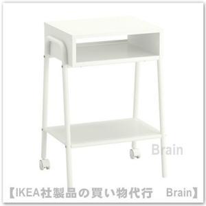 IKEA/イケア SETSKOG ベッドサイドテーブル ホワイト