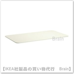 ■カラー:ホワイト  ■商品の大きさ 長さ: 160 cm 幅: 80 cm 厚さ: 1.6 cm ...