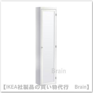 ■カラー:ホワイト  ■商品の大きさ 幅: 40 cm 奥行き: 25 cm 高さ: 172.2 c...
