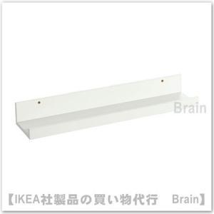 ■カラー:ホワイト  ■商品の大きさ 長さ: 55 cm 奥行き: 12 cm   ■主な特徴 - ...