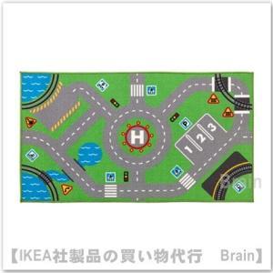IKEA/イケア STORABO ラグ パイル短75x133 cm