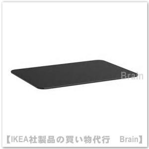■カラー:ブラックステインアッシュ材突き板  ■商品の大きさ 長さ: 120 cm 幅: 80 cm...