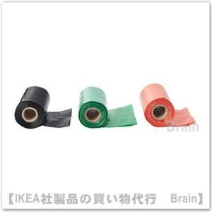 IKEA/イケア LURVIG お散歩マナーバッグ60枚セット マルチカラー|shop-brain