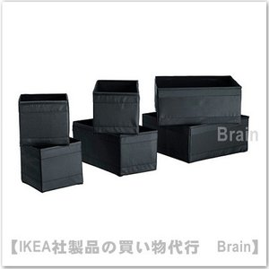 ■カラー:ブラック  ■主な特徴 - 靴下やベルト、アクセサリーなどの整理に。チェストやワードローブ...