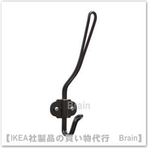 ■カラー:ブラック  ■商品の大きさ 奥行き: 6 cm 高さ: 18 cm 最大荷重/フック: 4...